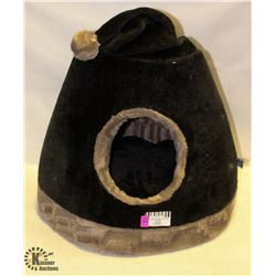 KITTY POWER PAWS COZY CAP BED