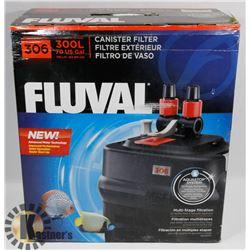 FLUVAL 300L (70 GALLON) FISH TANK FILTER