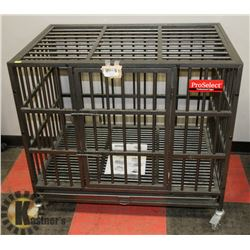 PRO SELECT PROFESSIONAL CAGE ON WHEELS