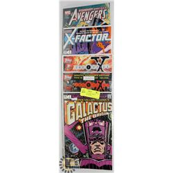 LOT OF COLLECTORS COMICS GALACTUS AND MORE