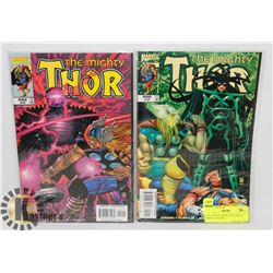 THE MIGHTY THOR VOL 2 ISSUE 2 DIRECT EDITION