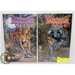 DARKCHYLDE THE LEGACY ISSUE 2 COMIC BOOK PLUS