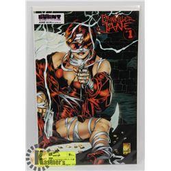EVENT COMICS PAINKILLER JANE #1 COMIC BOOK