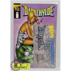 DARKCHYLDE NO 1/2  COMIC BOOK WITH COA