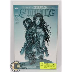 """WITCHBLADE """"FAMILY TIES"""" PART ONE AMERICAN"""
