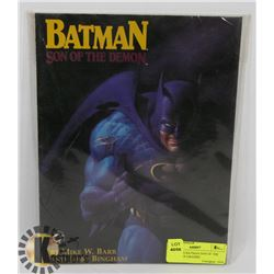 DC COMICS BATMAN SON OF THE  DEMON GRAPHIC
