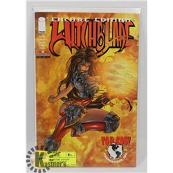 WITCHBLADE ENCORE EDITION AMERICAN ENTERTAINMENT