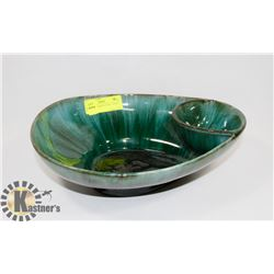 BLUE MOUNTAIN POTTERY CHIP & DIP COMBO