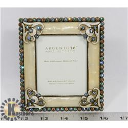 """ARGENTO SC. PICTURE FRAME 2¾"""" X 3¼"""""""