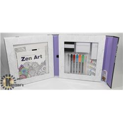 ART SCHOOL SEN ART KIT