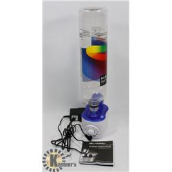 BELL & HOWELL PERSONAL VAPORIZER WITH BOTTLE