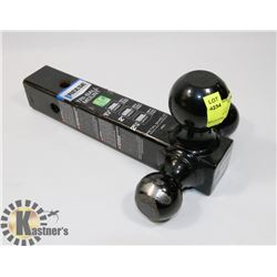 """REESE TRI MOUNT HITCH .2"""" RECEIVER - UP TO"""