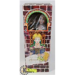 ARTISAN CHILDHOOD MEMORIES RAPUNZEL DOLL.