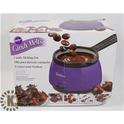 NEW WILTON CANDY MELTING POT