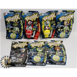 SEALED SET OF 7 IMPERIAL TOY ROXX