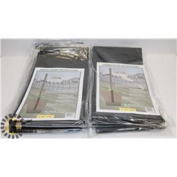 10 PLUS HEAVY DUTY CONSTRUCTION / DEBRIS BAGS