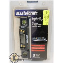 NEW MASTERCRAFT LEVEL W/ DIGITAL DISPLAY