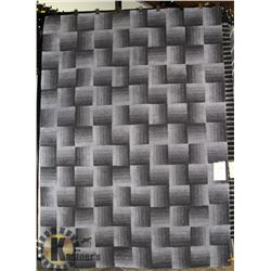 80) TIMELESS 59128 011 CHARCOAL BLACK, 8X11 MODERN