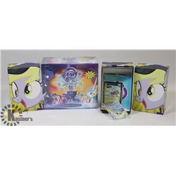 MY LITTLE PONY GAME FACTORY SEALED.