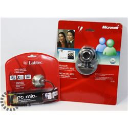 SEALED MICRO SOFT LIVE CAM VX-3000