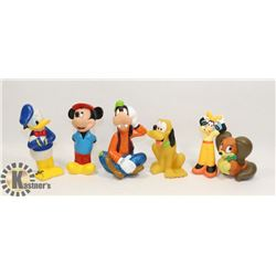 DISNEY FIGURINES COLLECTION