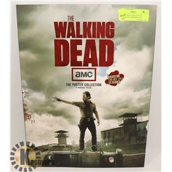 THE WALKING DEAD POSTER COLLECTION, 40 REMOVABLE