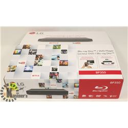 NEW LG STREAMING BLUE-RAY DISC/DVD PLAYER