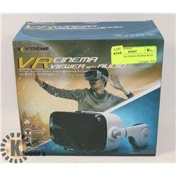 XTREME VR CINEMA VIEWER WITH AUDIO