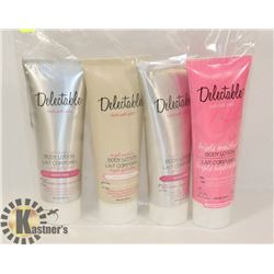BAG OF BODY LOTION