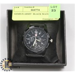 GEMIUS ARMY  BLACK WATCH