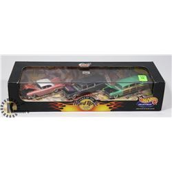 HARD ROCK CAFE HOTWHEELS COLLECTOR CARS