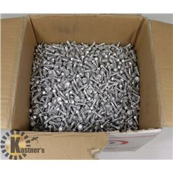 CASE OF SELF  DRILL SCREWS 1/4-20 X 3/4
