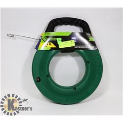 GREENLEE 125FT STEEL FISH TAPE