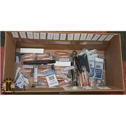 BOX OF ASSORTED POWERWELD OXYACETYLENE CUTTING