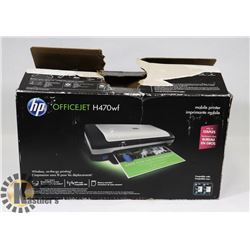 UNUSED HP OFFICEJET 470WF PRINTER