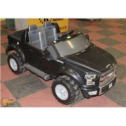 F150 ELECTRIC CAR - NO BATTERY
