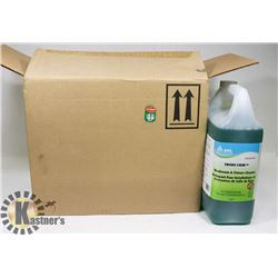 CASE OF 4 RML ENVIROCHEM WASHROOM & FIXTURE