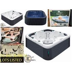 FEATURED HOT TUBS AND SPAS