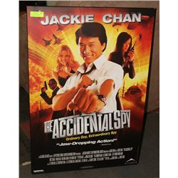 "VINTAGE JACKIE CHAN ""THE ACCIDENAL SPY"" MOVIE"