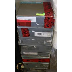 "8 BOXES OF 90 SQFT 4""X12"" CERAMIC WALL TILE"