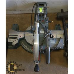 BOSCH 120V COMPOUND MITRE SAW.