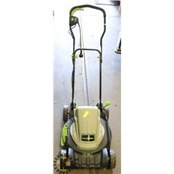 LAWN MASTER ELECTRIC LAWNMOWER