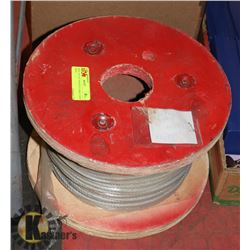 """ROLL OF 3/16"""" BRAIDED CABLE 500FT ROLL"""
