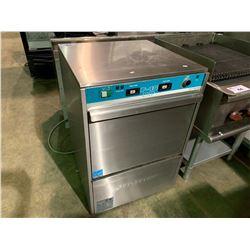 JET TECH F-18DP COMMERCIAL STAINLESS STEEL DISHWASHER