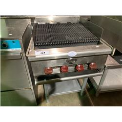 WELLS COUNTERTOP GAS GRILL WITH STAND