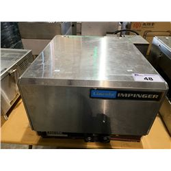 LINCOLN IMPINGER COUNTER TOP OVEN (FOR PARTS OR REPAIR)