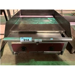 SMALL TABLE TOP GRIDDLE