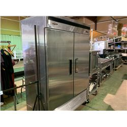CARDINAL MOBILE FRENCH DOOR STAINLESS REFRIGERATOR MODEL#MBFA507