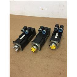 (3) Mavilor BS055A.00.010N.00 & BS055A.00.310N.00 Servo Motor