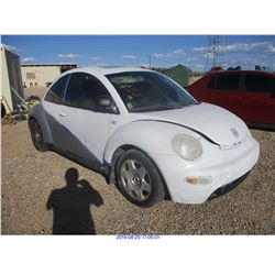 1999 - VOLKSWAGEN BEETLE//RESTORED SALVAGE